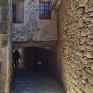 Prades de la Molsosa: pas cobert  Ramon Sunyer