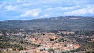 Biosca: Vista des de Puig_Castellar  Ramon Sunyer