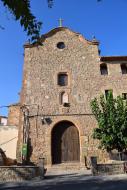 Torà: Convent de Sant Antoni  Ramon Sunyer