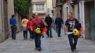 Torà: els bombers voluntaris  Ramon Sunyer