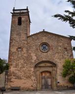 Matamargó: Església de sant Pere barroc s XVII  Ramon Sunyer