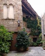 Torà: casa Jovans  Ramon Sunyer