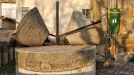 Torà: Pedres de molí  Ramon Sunyer
