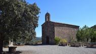 Vilanova de l'Aguda: Ermita de Santa Perpètua  Ramon Sunyer