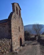Vilanova de l'Aguda: Ermita de Santa Maria de les Omedes  Ramon Sunyer