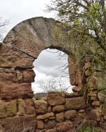 Claret: castell  Ramon Sunyer