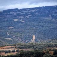 Sant Serni: Torre de Vallferosa  Ramon Sunyer