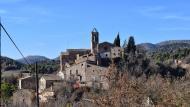 Vallmanya: poble  Ramon Sunyer