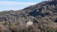 Vallmanya: Sant Pelai de l'Oliva  Ramon Sunyer