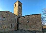 Sant Just d'Ardèvol: Església de Sant Just  Ramon Sunyer