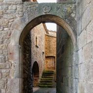Sant Just d'Ardèvol: vila closa  Ramon Sunyer