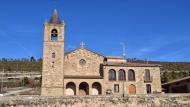 La Molsosa: Església de Santa Maria Nova  Ramon Sunyer