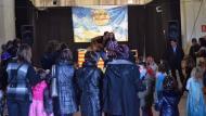Torà: Espectacle d'animació amb Jaume Ibars  Ramon Sunyer