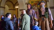 Torà: l'encant dels gegants  Ramon Sunyer