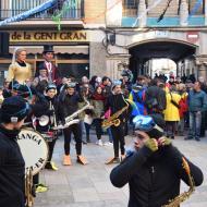 Torà: Festa de la Llordera xaranga DAMM-ER  Ramon Sunyer