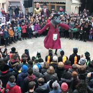 Torà: Ball del Constantí  Xavier Sunyer