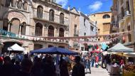 Torà: Plaça del Pati  Ramon Sunyer