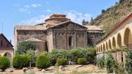 Castellfollit de Riubregós: Santa Maria del Priorat  Ramon Sunyer