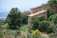 L'Aguda: vista cases  Ramon Sunyer