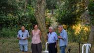 Sanaüja: parlaments de benvinguda  Ramon Sunyer