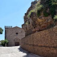 Ardèvol: Església de Santa Maria  Ramon Sunyer