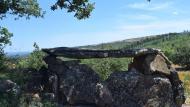 Ardèvol: Dolmen del collet de Su  Ramon Sunyer