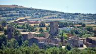 Ardèvol: Vista del poble  Ramon Sunyer