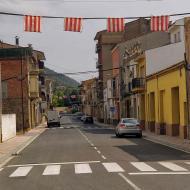 Torà: Carrers del poble  Ramon Sunyer