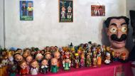 Torà: 3a. Exposició de Gegants d'Arnau Pinós  Ramon Sunyer
