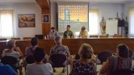 """Torà: Presentació del llibre: """"1 d'Octubre Basat en fets reals""""  Ramon Sunyer"""
