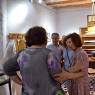 Torà: Tallar, Cosir i Planxar a cal Gegó  Ramon Sunyer