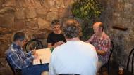 Torà: Campionat de botifarra  Ramon Sunyer