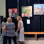 Torà: Exposició col·lectiva: DONES QUE PINTEN  Ramon Sunyer