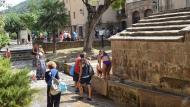 Torà: Festa de l'escuma  Ramon Sunyer
