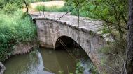 Ribelles: Pont del Llobregós  Ramon Sunyer