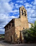Claret: Església de Santa Maria  Ramon Sunyer