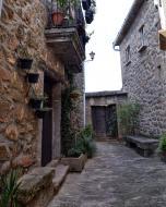 Claret: carrer  Ramon Sunyer