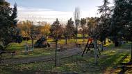 Torà: parc  Ramon Sunyer