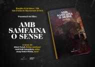 cartell Presentació del llibre AMB SAMFAINA O SENSE