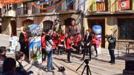 Torà: Gravació programa Lleida TV  Ramon Sunyer