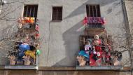 Torà: Balcons guarnits  Ramon Sunyer