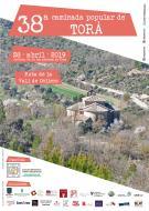 38a Caminada Popular de Torà 'Ruta de la Vall de Cellers'