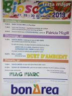 Festa major de Biosca 2019