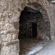Torà: Portal de cal Labró  Ramon Sunyer