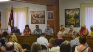 Torà: Acte de reconeixement a 3 entitats locals  Ramon Sunyer