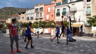 Torà: 3x3 basquet  Ramon Sunyer