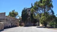 Calonge de Segarra: Església de Santa Fe  Ramon Sunyer