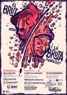cartell El Brut i la Bruta 2020
