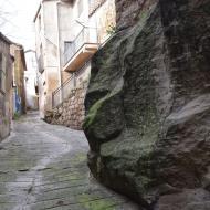 Biosca: carrer  Ramon Sunyer
