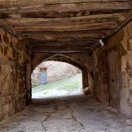 Biosca: portal  Ramon Sunyer